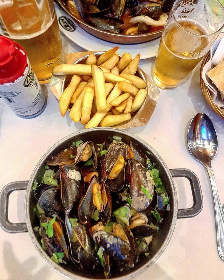 La gastronomie à Bruxelles