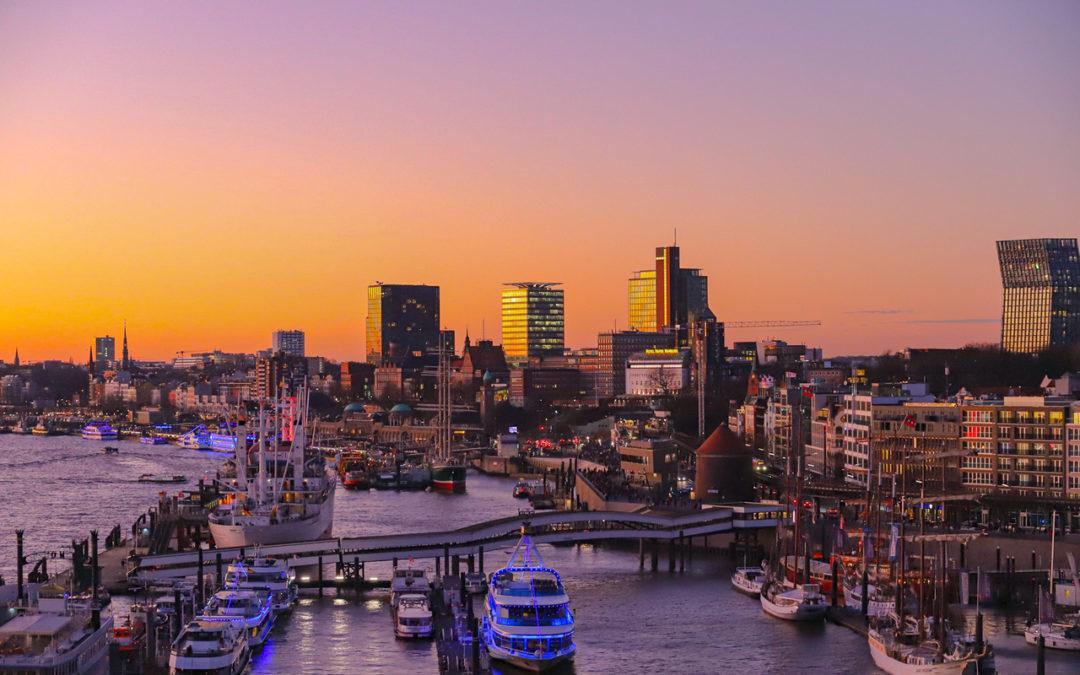 Allemagne : Hambourg, la ville du Nord 🇩🇪