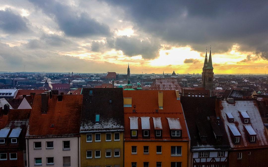 Allemagne: Nuremberg, au coeur de la tradition🇩🇪