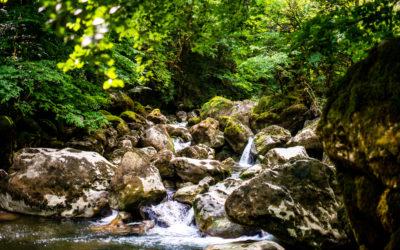 Les Gorges du Val-de-Travers: de l'Areuse à la Poëta-Raisse 🇨🇭